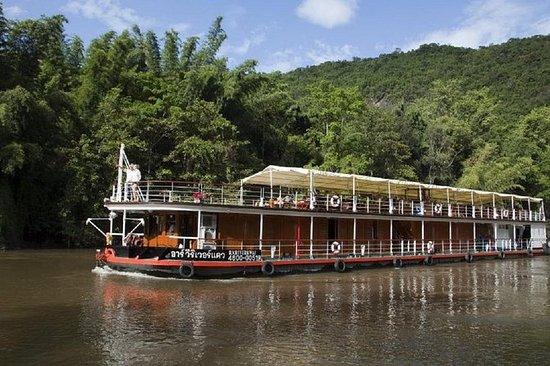 Crociera di 4 giorni sul fiume Kwai