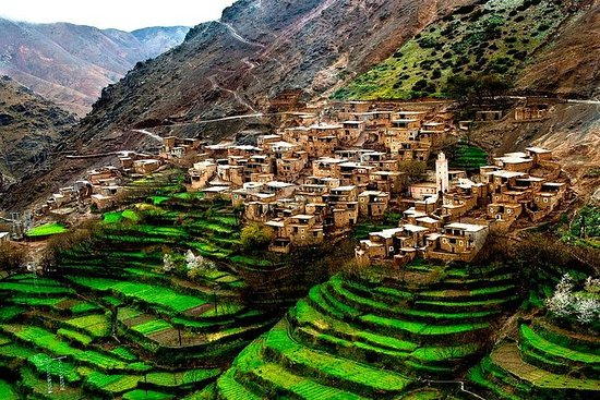 3 Day Trek in the Atlas Mountains and...
