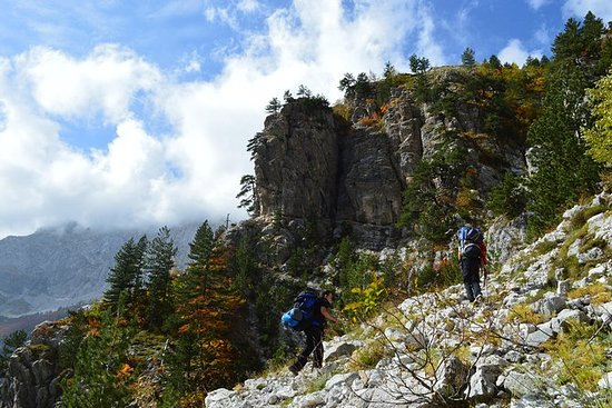 Peaks Of the Balkan 12-Day Tour