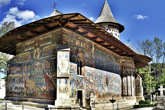 5 giorni Scopri i monasteri dipinti
