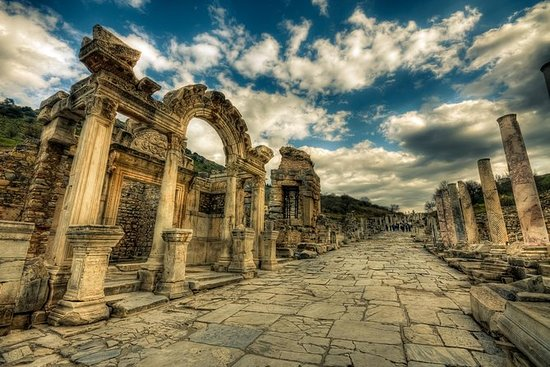 2 Day Ephesus and Pamukkale Tour From...