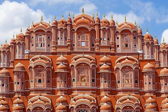 5-Day Delhi Agra Jaipur Tour by...