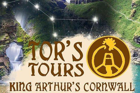 2-Tages-Tour von King Arthur Cornwall...