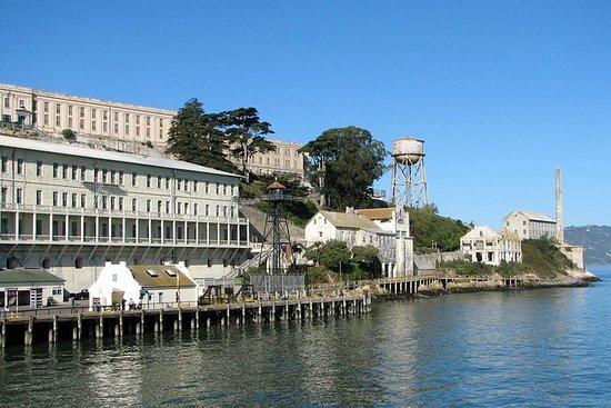サンフランシスコの国宝ツアー:アルカトラズとミュアウッズ、マダムタッソーまたはダ…