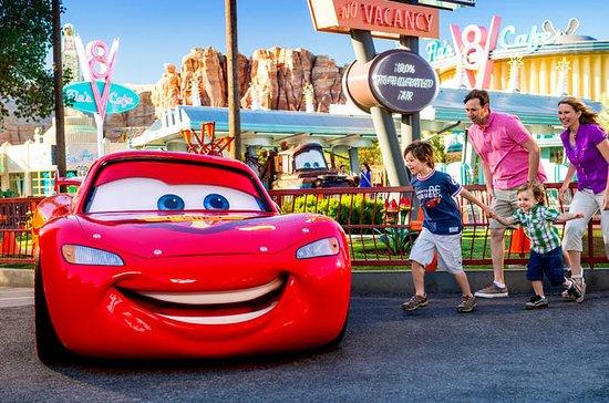 Entrada de 1 día a Disneyland con...