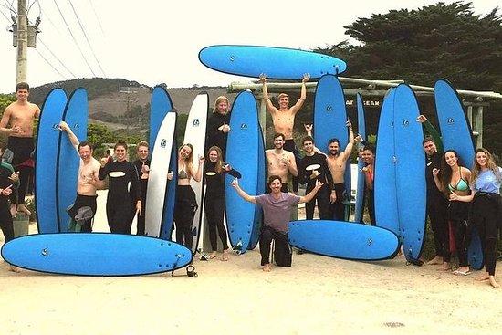 大洋路学习从墨尔本冲浪一日游