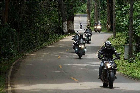 3-tägige Motorradtour auf dem Nan...