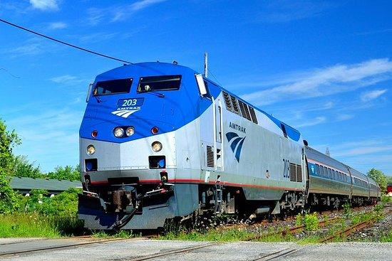 乘火车从密尔沃基出发的芝加哥一日游