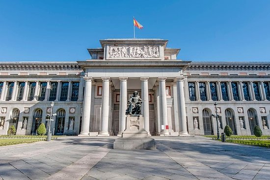 Musée du Prado et Palais royal de...