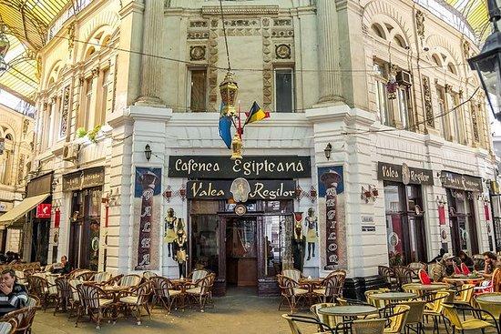 Descanso en la ciudad de Bucarest y...