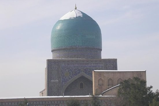 Tour nocturno de Samarkand y...
