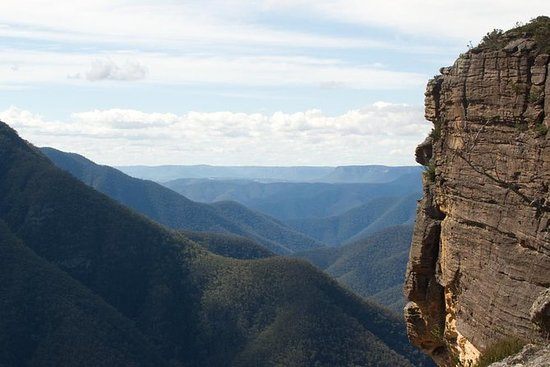 In der Greater Blue Mountains World ...