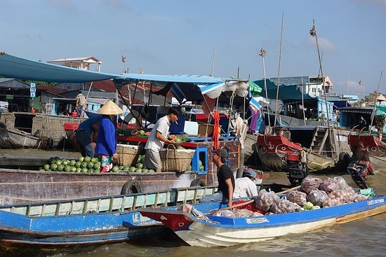 Mekong Delta Tours 2 Tage 1 Nacht...