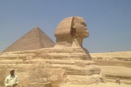 Den beste av monumenter i Giza og Kairo...