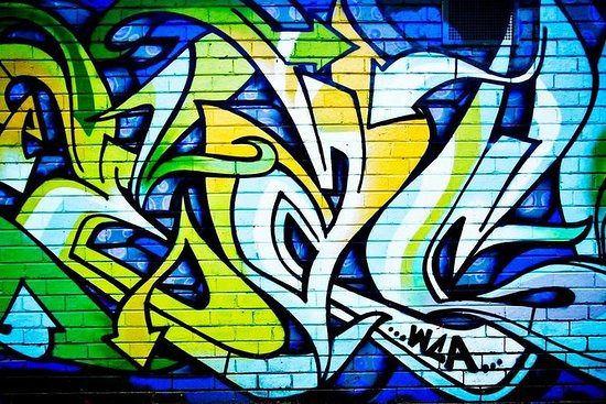 Privat Amsterdam Graffiti Workshop