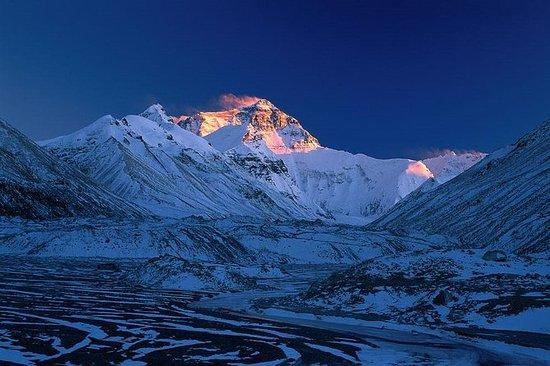 8天拉萨Gyantse日喀则珠穆朗玛峰群游