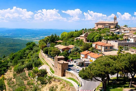 Montalcino Val D'Orcia med...