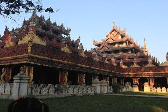 8 días colorido Myanmar
