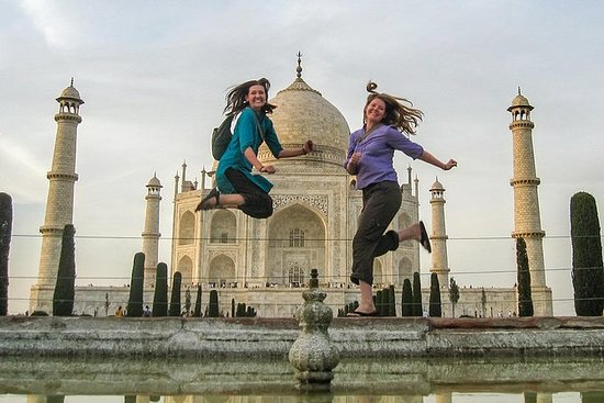 1 Day Delhi and 1 Day Agra Tour From...
