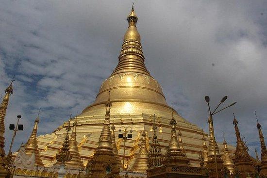 8 días vislumbres de Myanmar