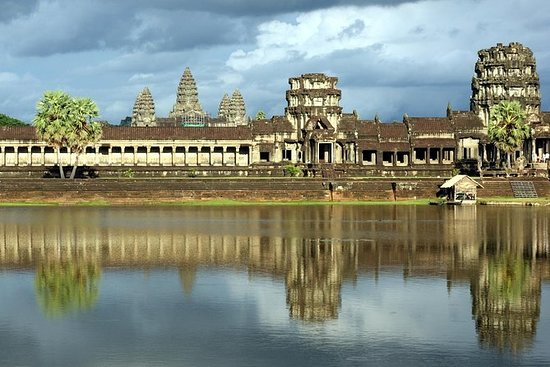 Visite du lac Majestic Angkor de 3...