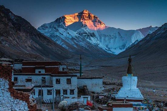 8 días desde Lhasa hasta el...