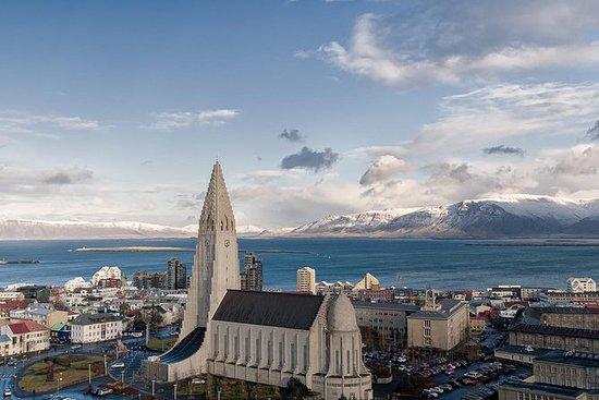 8-dagers Island Ringvei: Reykjavik...