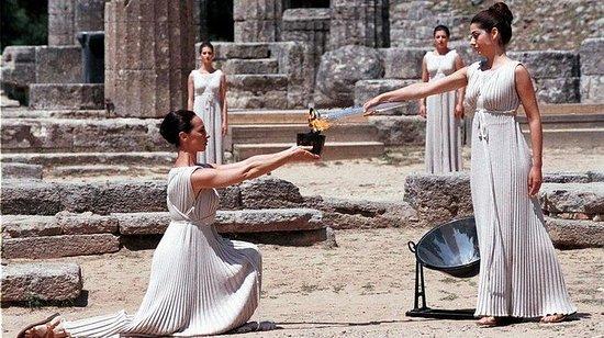 Mykene-Epidaur-Corinth-Olympia 2 Tage...