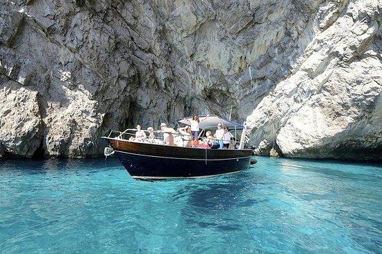 Descubre Capri en barco