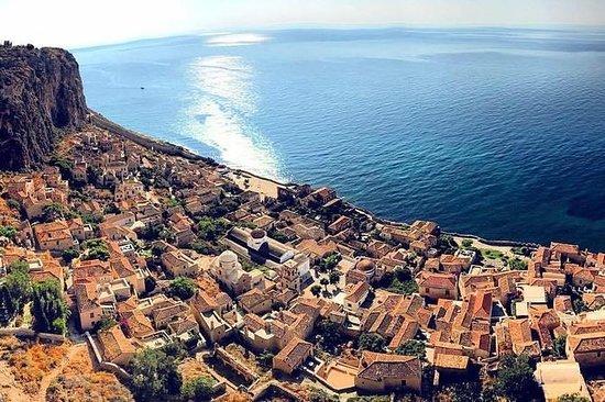 Sparta-Mystras-Monemvasia-Mycenae-Epid ...