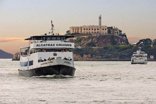 San Francisco City Tour med Alcatraz...