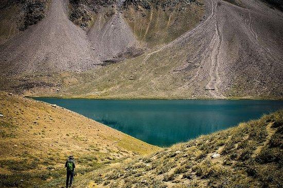 Overnight Trip to Chandra Taal lake...