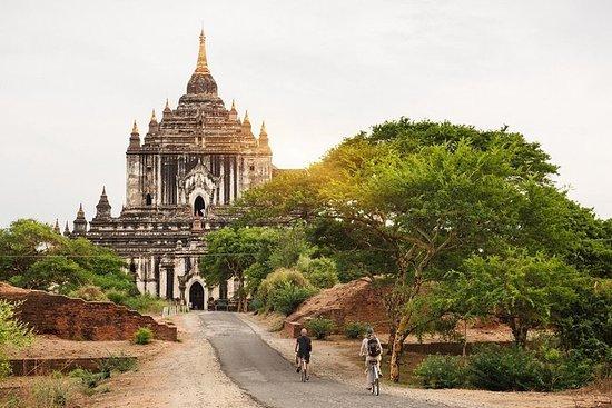 Tour in bicicletta di Bagan