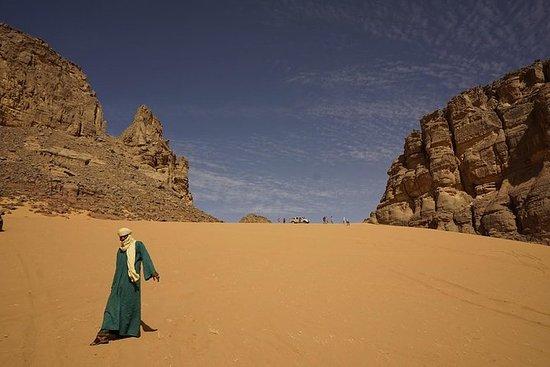 8-Day Circuit Hiking Sahara in...