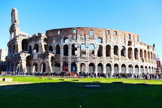 Billet d'entrée du Colisée et visite...