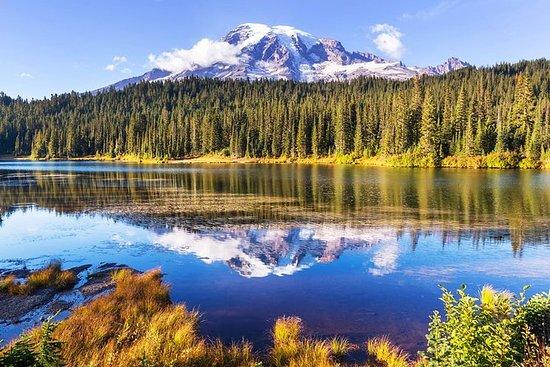 Rainier 4-day Backpacking