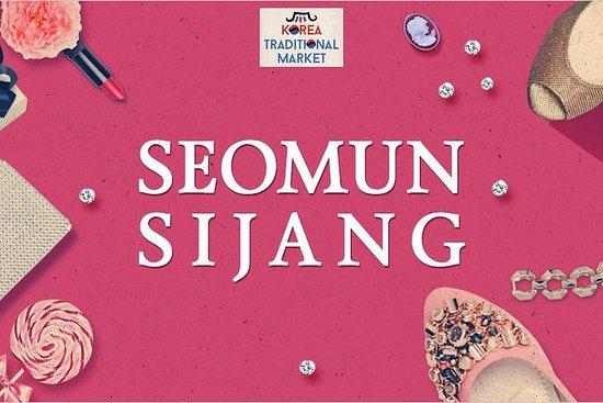 _Korea Traditional Market_ O Céu do...