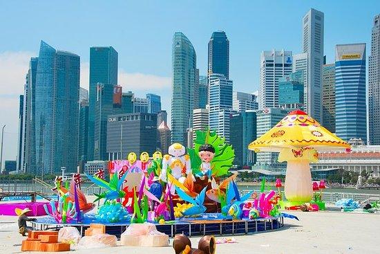 在新加坡的家庭樂趣