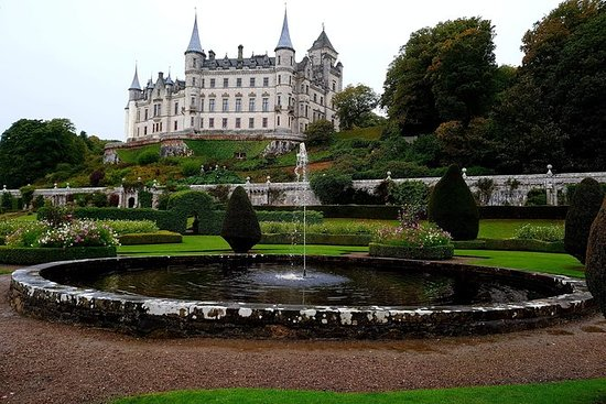Cawdor Urquhart och Dunrobin slott