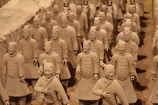 Shaanxi - Terracotta Army & Huaqing...