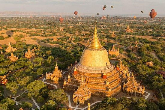 9-DAY MYANMAR PRIVATE TOUR BY PLANE...