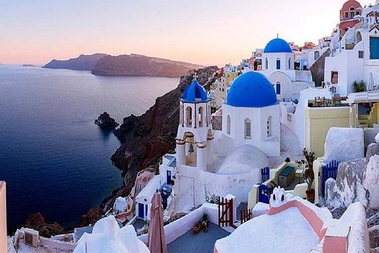 Santorini Private Custom Tour 6...