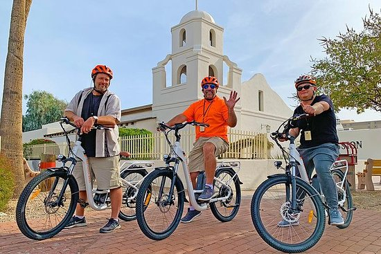 Easy to Use Scottsdale Electric Bike...
