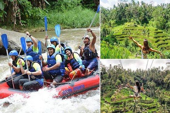White Water Rafting Bali, Tegalalang...