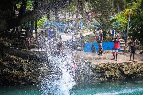 Laguna azul vanuatu
