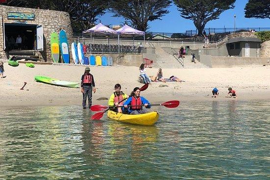 Monterey Bay Kayak Tour