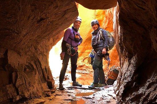 127 timer Canyon Adventure Tour