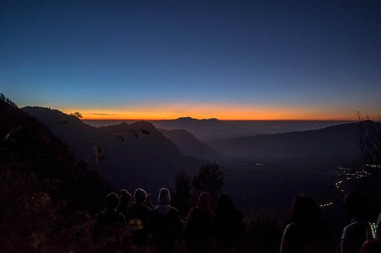 Batu City Tour and Bromo Sunrise