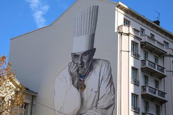 Les Halles Paul Bocuse的早餐食品市场之旅