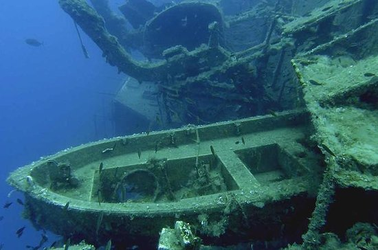Zenobia Dive Trip